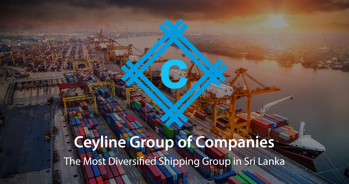 Ceyline - Most Diversified Shipping | Marine Group in Sri Lanka